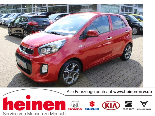 Kia Picanto Intro Edition 1.2 KLIMA RADIO BLUETOOTH, Jahr 2015, Benzin