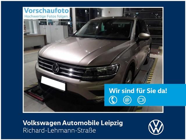 "Volkswagen Tiguan ""Sound"" 1.4 TSI ACT DSG *Navi*AHK*Rear View*, Jahr 2017, petrol"