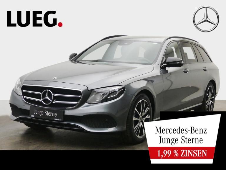 Mercedes-Benz E 220 d T Avantgarde+Navi+SHD+Mbeam+Night+Kamera, Jahr 2019, Diesel