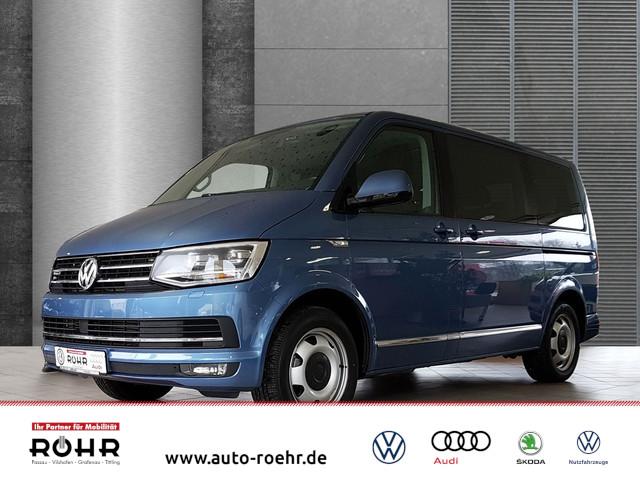 Volkswagen Multivan Highline (ACC,LED,DAB,AHK,NAVI,SH,SHZ) 2.0 TSI 4Motion DSG, Jahr 2017, Benzin