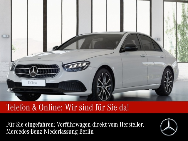 Mercedes-Benz E 200 Avantgarde WideScreen SHD LED Night Kamera, Jahr 2020, Benzin