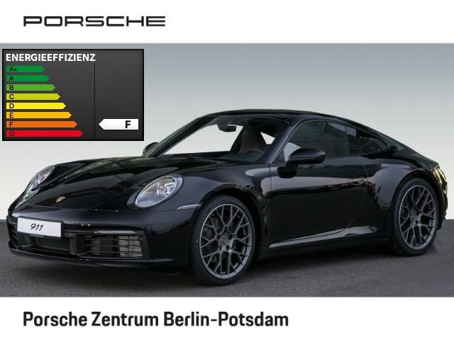 Porsche 992 911 Carrera Sportabgasanlage Sitzbelüftung, Jahr 2019, petrol