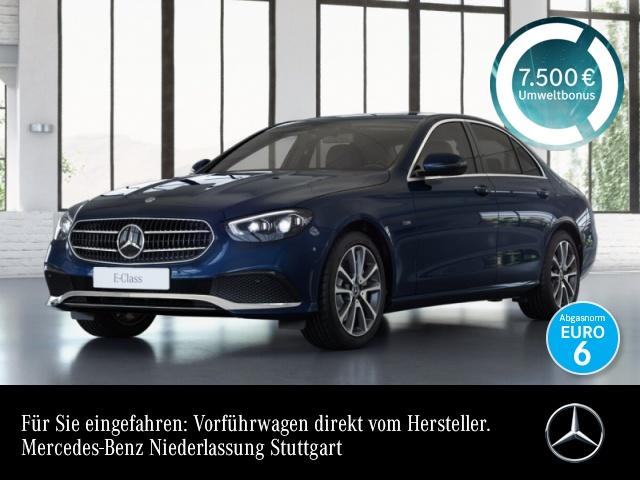 Mercedes-Benz E 300 de Avantgarde WideScreen Multibeam Distr+ 9G, Jahr 2020, Hybrid_Diesel