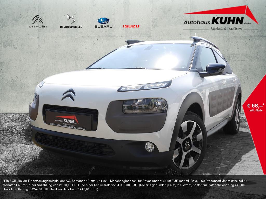 Citroën C4 Cactus PureTech 110 Shine Edition, Jahr 2015, Benzin