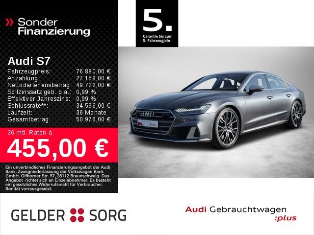 Audi S7 55TDI qu. B&O*DAL*Sp.Diff.*Nachts.*Sthzg.*, Jahr 2019, Diesel