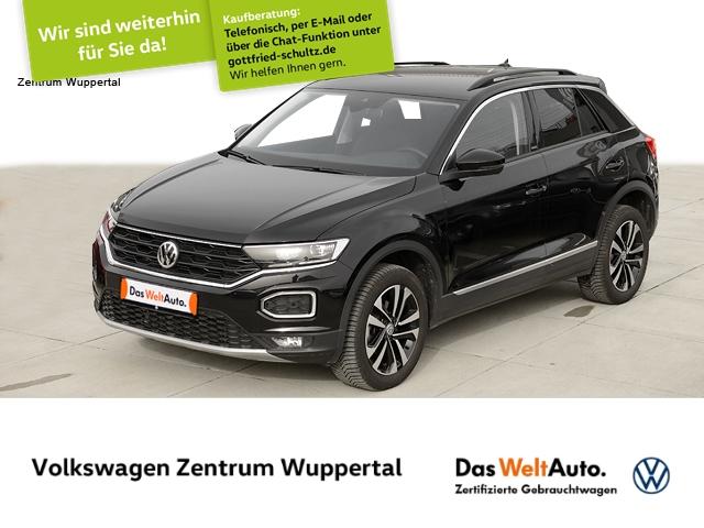 Volkswagen T-Roc 1,5 TSI United DSG NAVI LED SHZ PDC, Jahr 2020, Benzin
