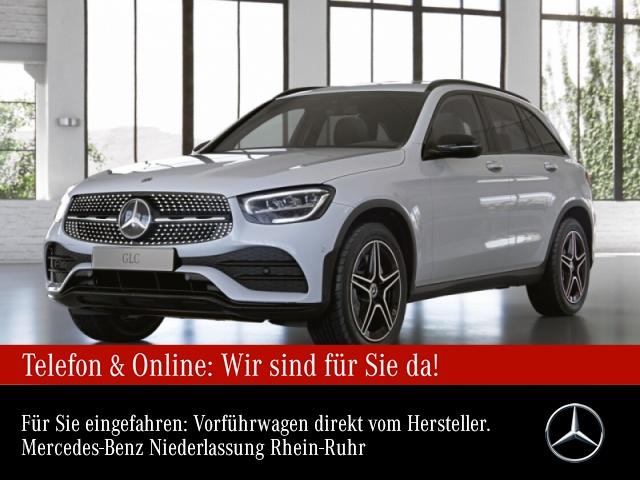 Mercedes-Benz GLC 200 4M AMG NAVI PARKASS. KEYLESS-GO, Jahr 2020, Benzin