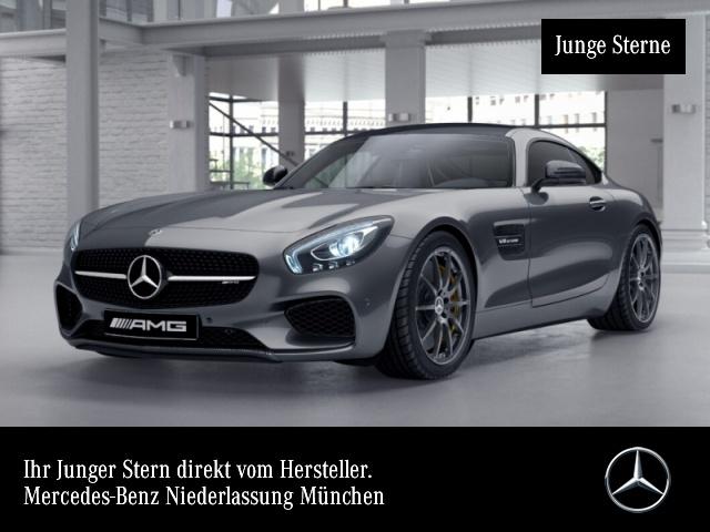 Mercedes-Benz AMG GT S Keramik COMAND Pano PerfSitze DynPlus, Jahr 2017, Benzin