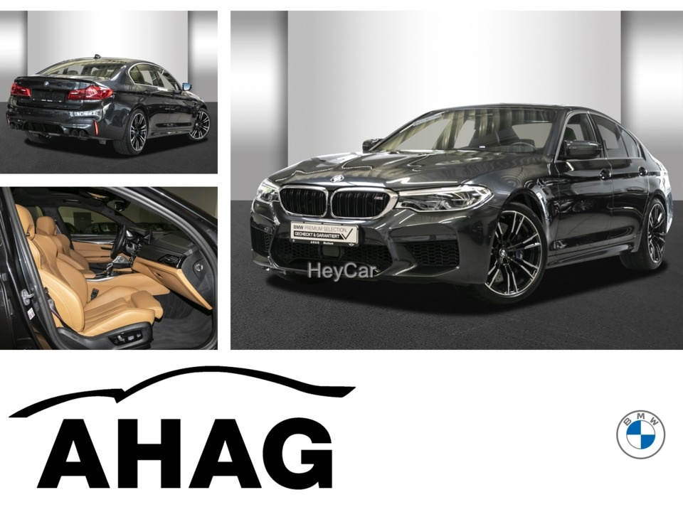 BMW M5 xDrive Navi Prof. M Drivers Package TV, Jahr 2018, Benzin