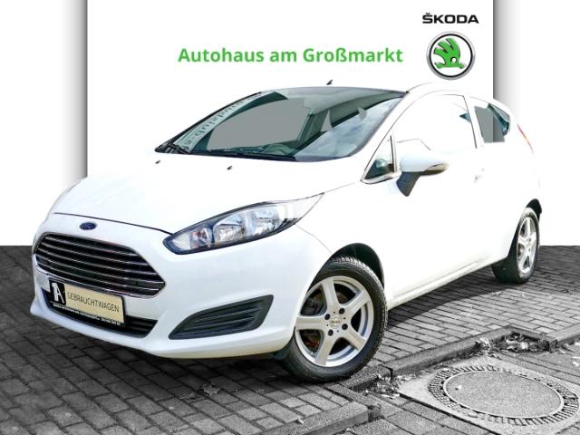 Ford Fiesta Trend 1.25, Jahr 2014, Benzin