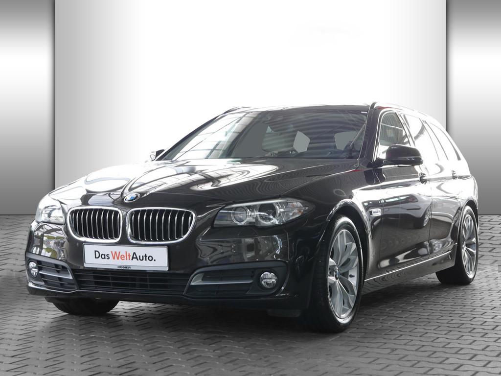 BMW 520 d Touring, Jahr 2016, Diesel