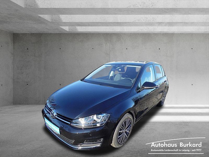 Volkswagen Golf Allstar 2.0 l TDI 150 PS | Navi, DAB+, Jahr 2017, Diesel