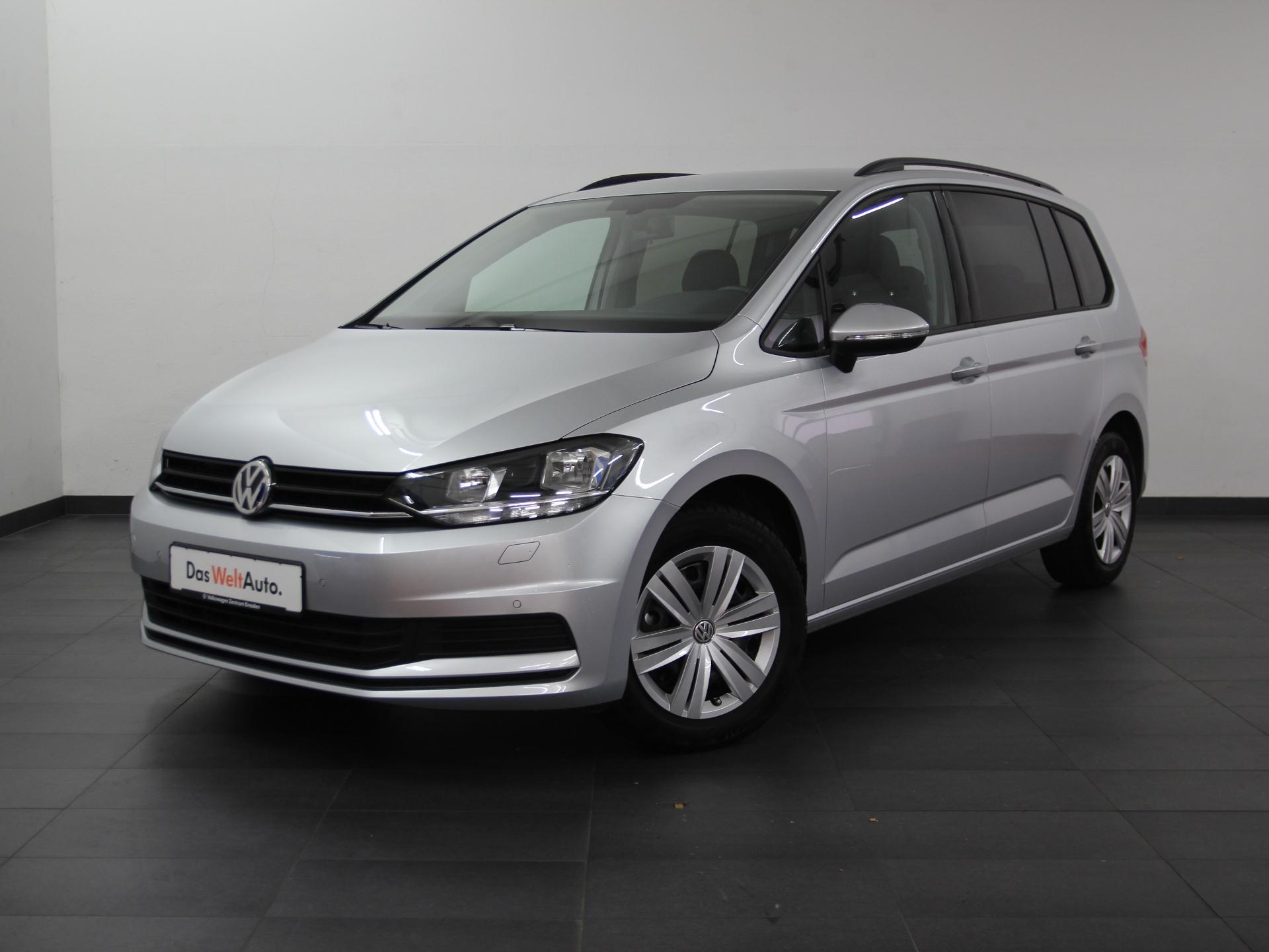 Volkswagen Touran TSI 7-SITZER NAVI PDC GRA ab 0,99%, Jahr 2019, Benzin