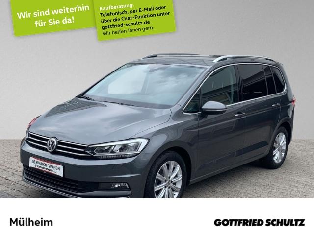 Volkswagen Touran 2.0 TDI Highline LED Navi Kamera, Jahr 2018, Diesel