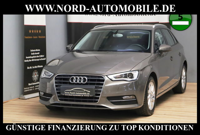 Audi A3 Sportback 1.4 TFSI*Navigation*Xenon*APS* Attr, Jahr 2013, Benzin