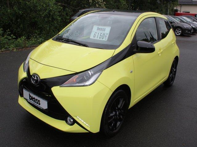 Toyota Aygo x-cite, Jahr 2016, Benzin