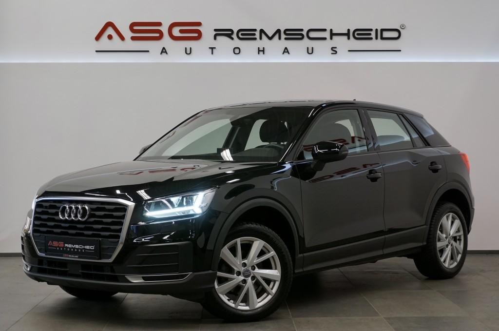 Audi Q2 30 TDI *Navi *Kamera *AHK *LED *KeyGO *, Jahr 2019, Diesel