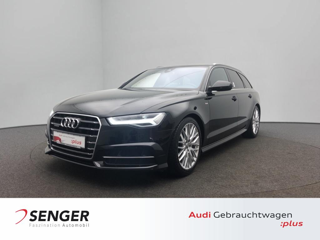 Audi A6 Avant 3.0 TDI LED BOSE S line Standheizung, Jahr 2018, Diesel