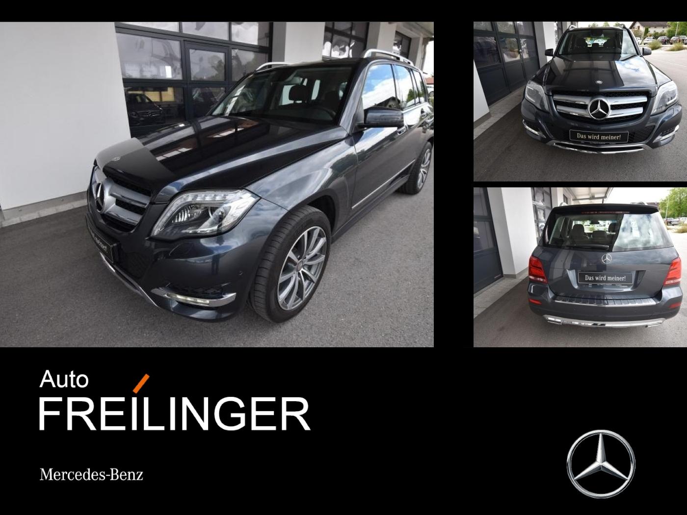 Mercedes-Benz GLK 350 CDI 4MATIC Comand Xenon LED+Standhz, Jahr 2013, Diesel