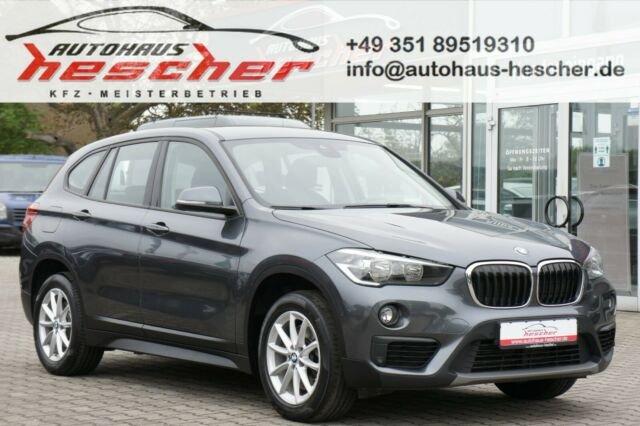 BMW X1 xDrive 20d Steptronic Advantage *NAVI*AHK*, Jahr 2018, Diesel