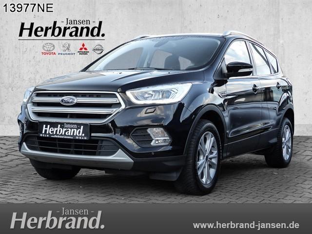 Ford Kuga 1.5 EcoBoost 4x4 Aut.Titanium+WINTERPAKET, Jahr 2019, Benzin