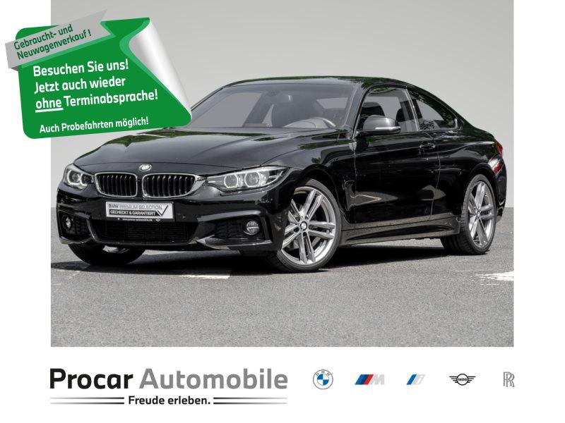 BMW 420d 50 JAHRE BMW BANK AKTION AB 0,15% FINANZIERUNG!!, Jahr 2017, Diesel