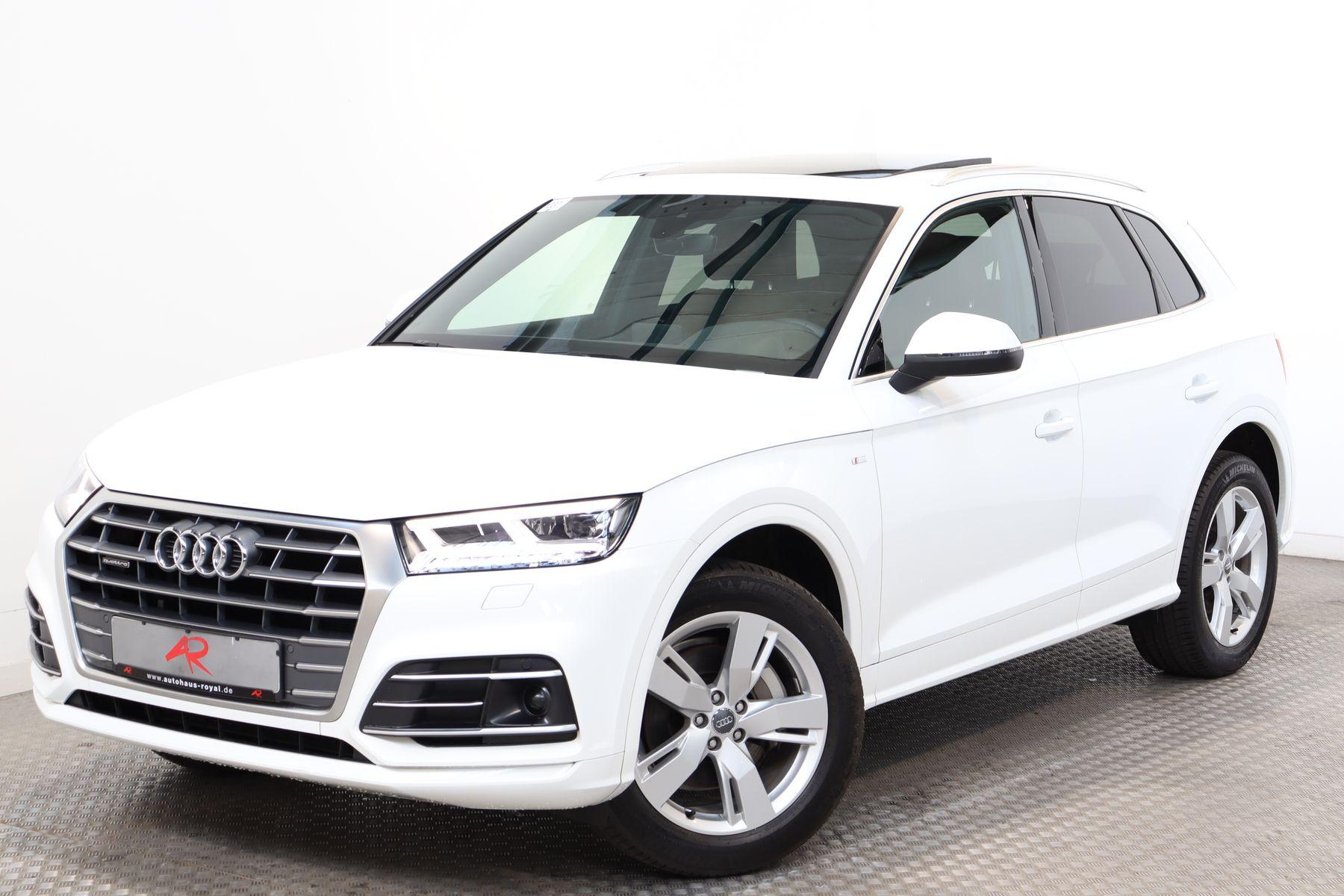 Audi Q5 2.0 TDI qu S LINE SPORT ACC,KEYLESS,KAMERA,SH, Jahr 2017, Diesel