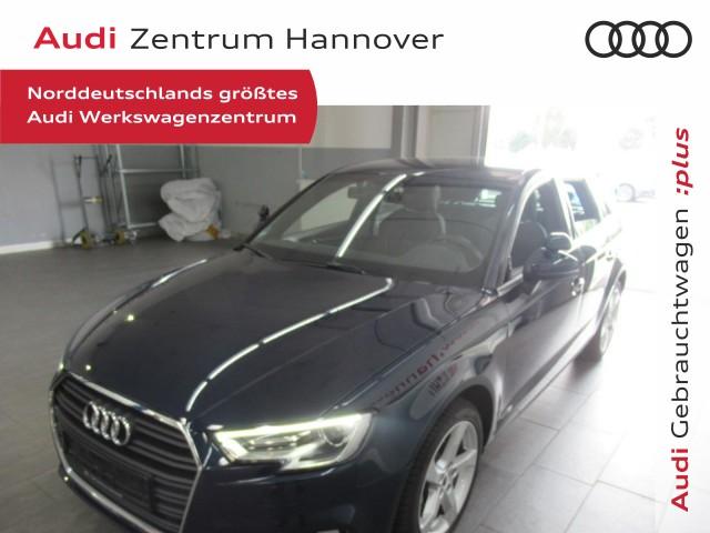 Audi A3 Sportback 30 TDI Sport Xenon PDC SHZ, Jahr 2019, Diesel