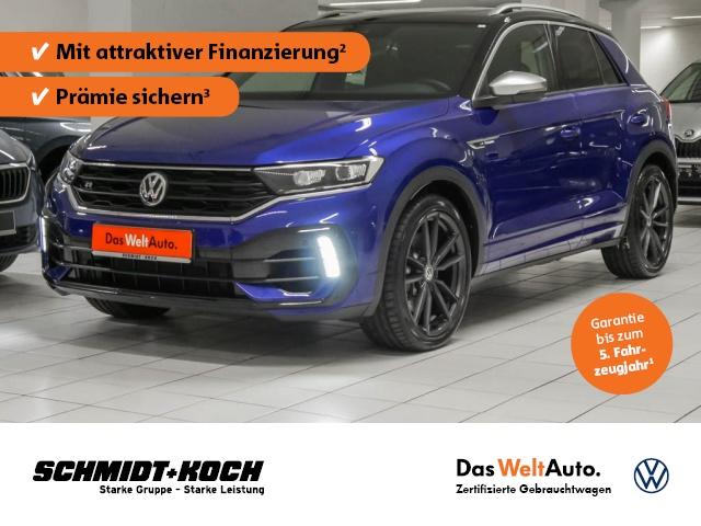 Volkswagen T-Roc 2.0 TSI 4Motion R eSD, Leder, DCC beats, Jahr 2020, Benzin