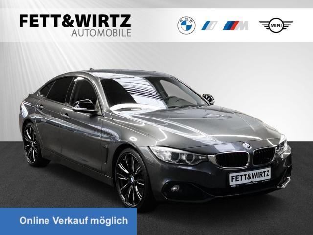 BMW 430d Gran Coupe Sport Aut. Navi Leder Memory H/K, Jahr 2015, Diesel
