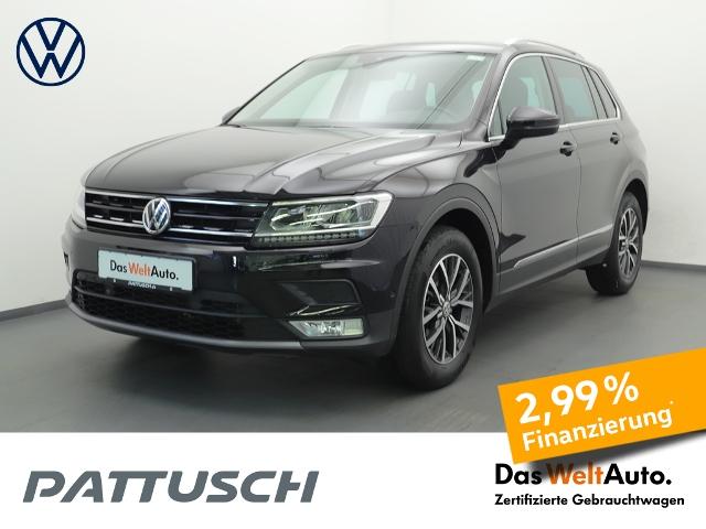 Volkswagen Tiguan 1.4 TSI LED Navi Kamera AHK, Jahr 2016, Benzin