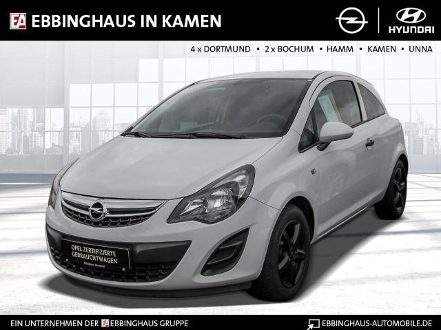 Opel Corsa D Selection 1.2 NR RDC Klima CD MP3 ESP Seitenairb. Scheckheft Radio TRC Airb ABS, Jahr 2014, Benzin