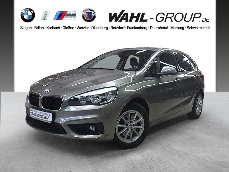 BMW 220i Active Tourer Advantage Navi Tempomat Shz, Jahr 2017, Benzin