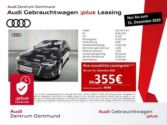 Audi A6 Avant 40TDI NAvi+/Leder/Kamera/APS+, Jahr 2019, Diesel
