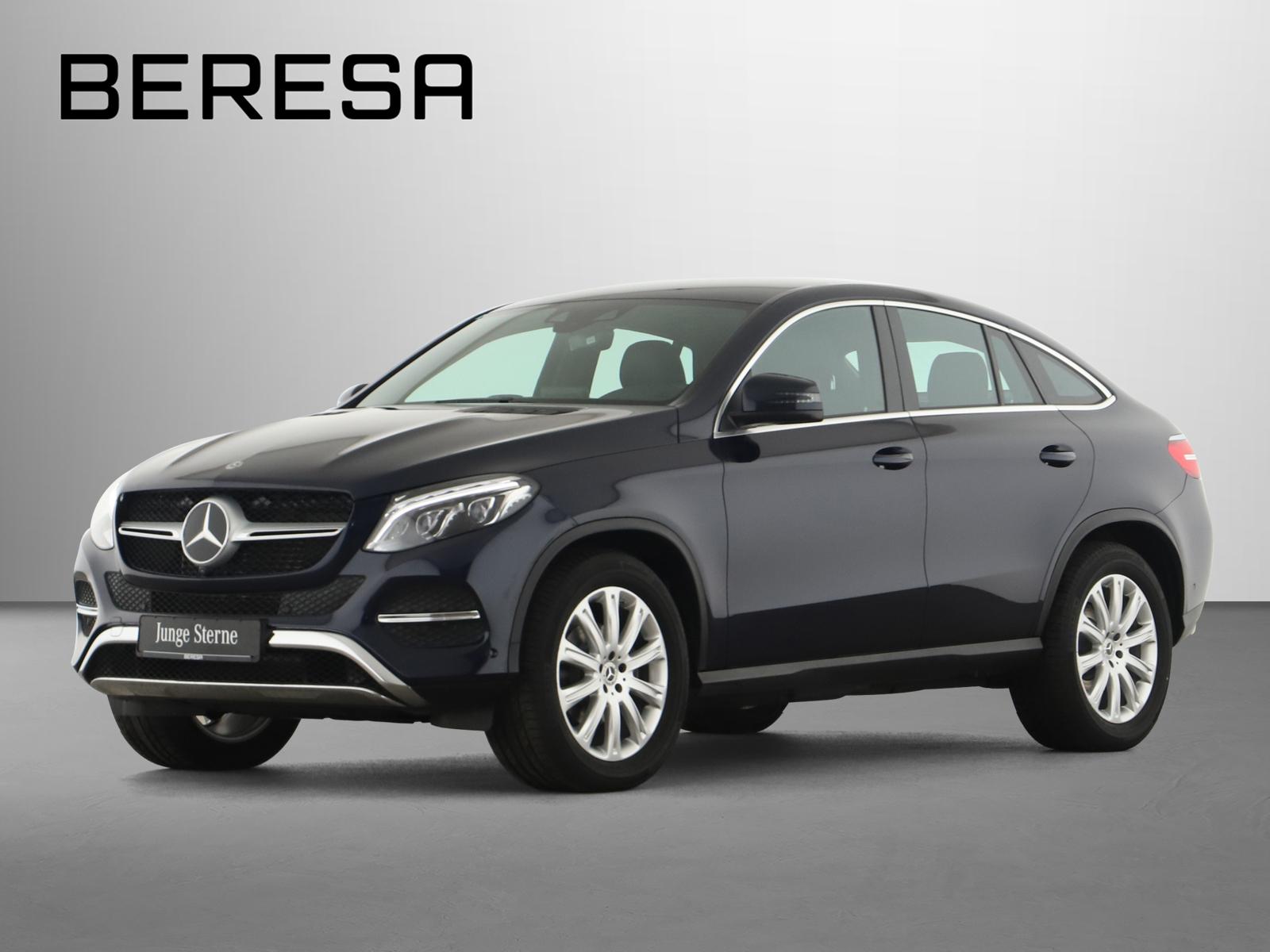 Mercedes-Benz GLE 350 d 4M Coupé Sitzklima Comand Fahrassist., Jahr 2017, Diesel