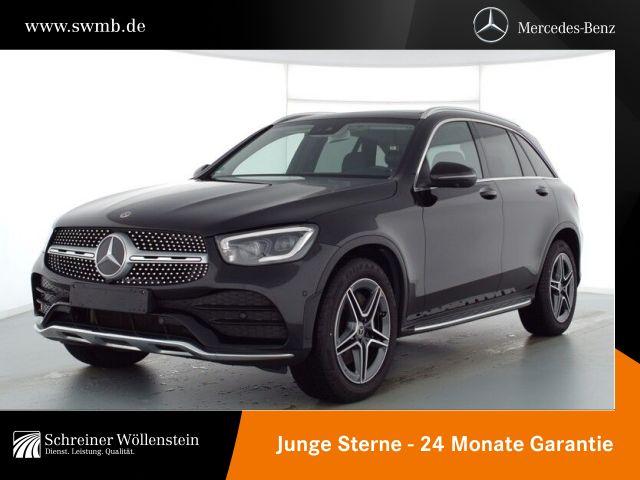Mercedes-Benz GLC 400 d 4MATIC *AMG*MBUX*Pano*360°*Mu.LED*AHK*, Jahr 2020, Diesel