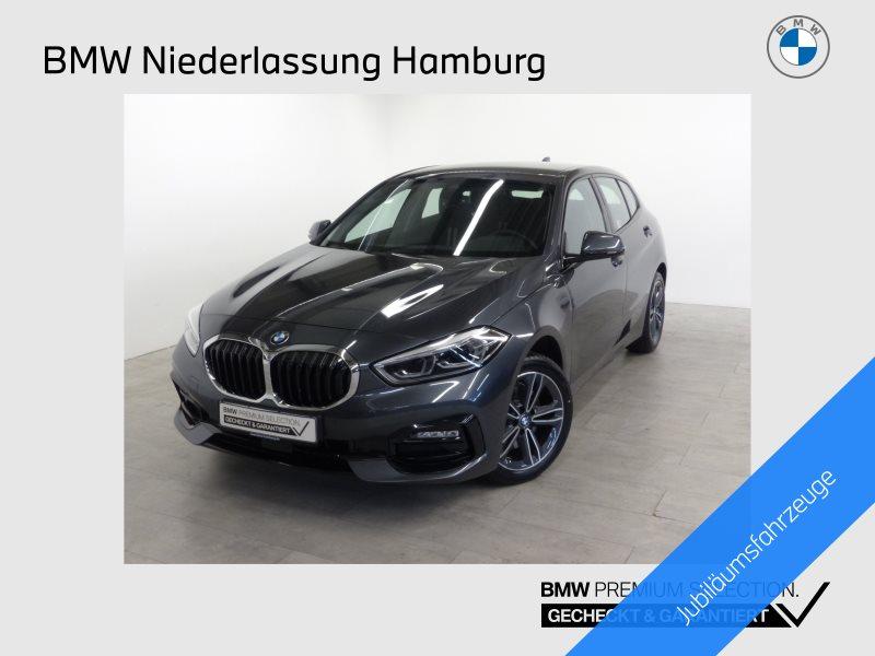 BMW 116d Sport Line HiFi DAB LED Lenkradhz. Fl.Ass., Jahr 2019, Diesel