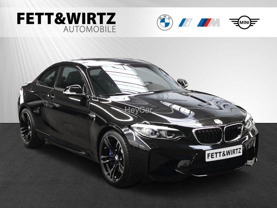 BMW M2 Coupe NaviProf. Kamera GSD LED SHZ, Jahr 2018, Benzin