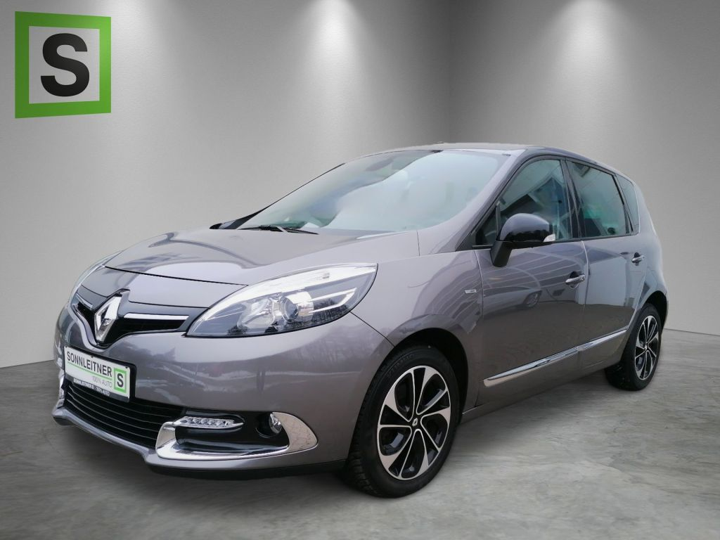 Renault Scenic Energy TCe 130 S&S Bose Edition, Jahr 2015, Benzin