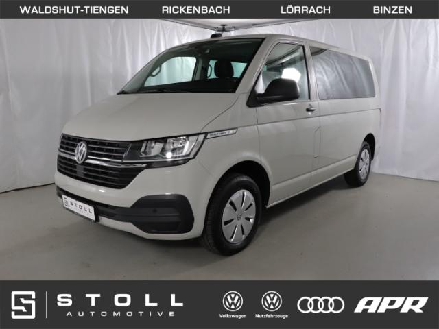 Volkswagen Multivan 6.1 Trendline Motor 2, 0 l TDI 110 kW 7 Gang DSG, Rückfahrkammera, Navi, GRA, Climatronic, PDC, Jahr 2021, Diesel