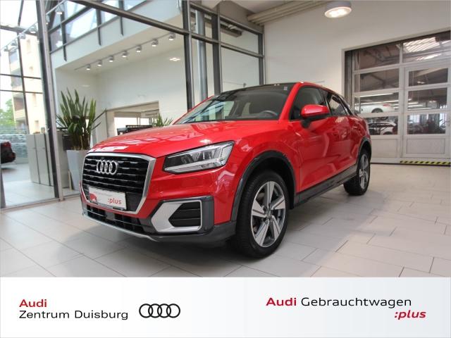 Audi Q2 1.4 TFSI design S-tronic LED Navi Plus, Jahr 2017, Benzin
