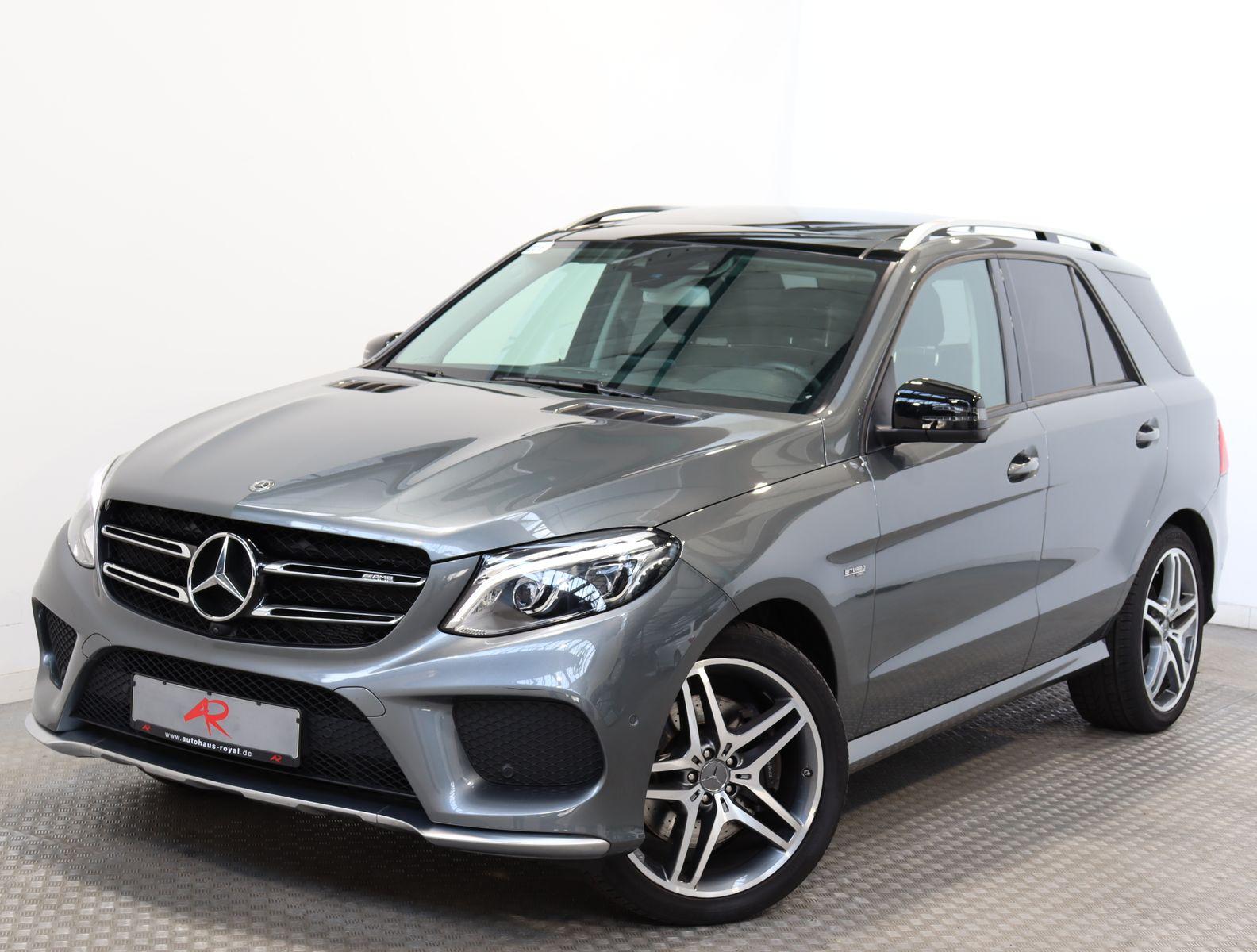 Mercedes-Benz GLE 43 AMG 9G 4M SPORT EDITION AIRMATIC,360 GRAD, Jahr 2017, Benzin