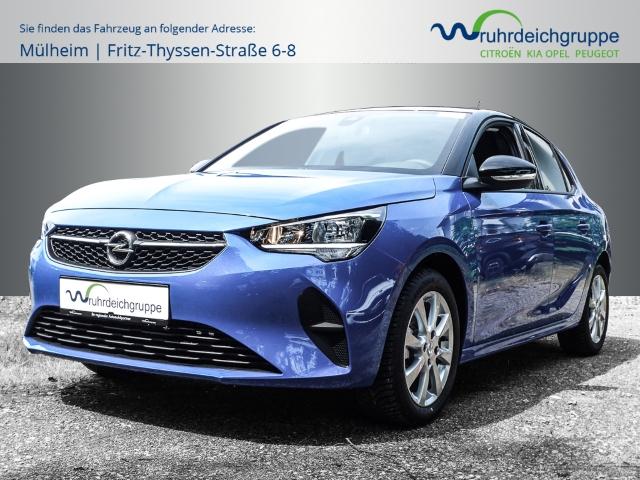 Opel Corsa F Edition 1.2 *SHZ+Rückfahrkamera+PDC*, Jahr 2021, Benzin