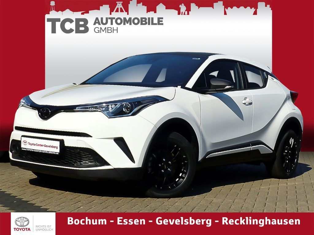 Toyota C-HR 1.2 Turbo Black & White *KLIMA*USB*BLUET.*, Jahr 2019, petrol