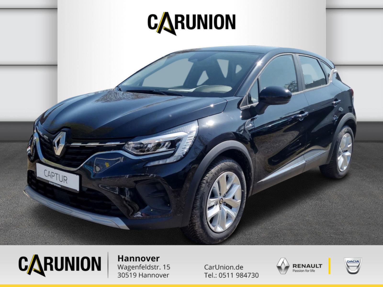 Renault Captur BUSINESS EDITION TCe 90, Jahr 2021, Benzin