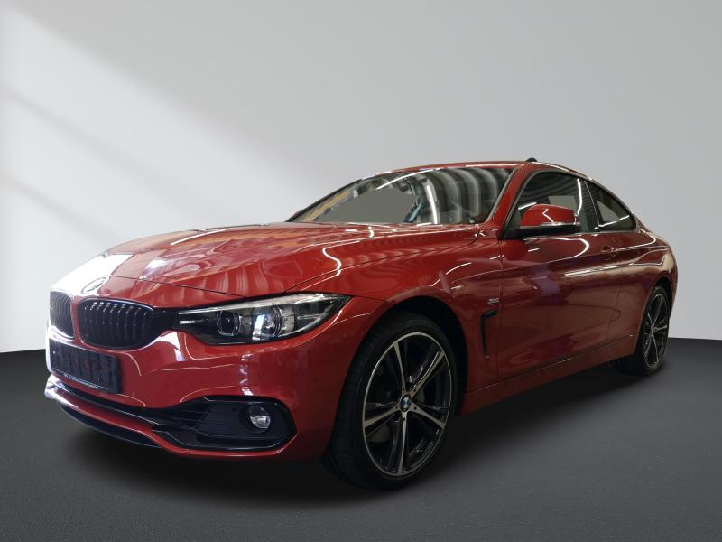BMW 435d xDrive Coupe Sport Line Navi Prof. Glasdach, Jahr 2017, Diesel