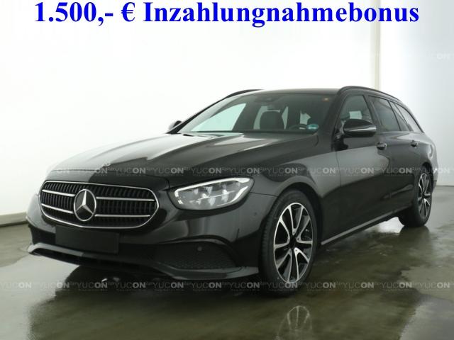 Mercedes-Benz E 220 T d Avantgarde Night+MBUX High-End+AHK+Mopf, Jahr 2020, Diesel