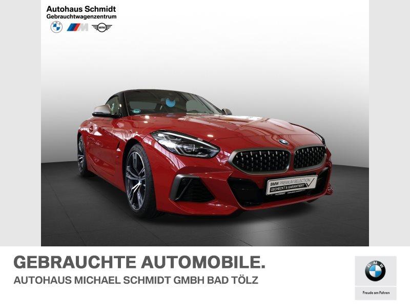 BMW Z4 M40i M Fahrwerk*Harman Kardon*Head Up*Komfortzugang*, Jahr 2020, Benzin