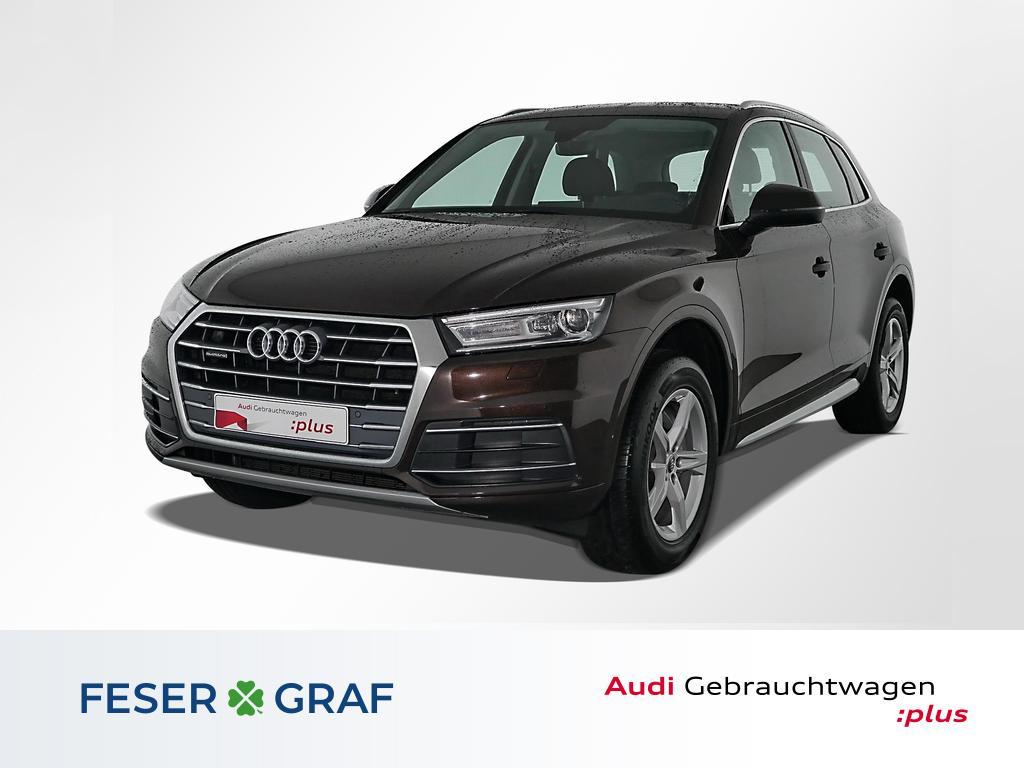 Audi Q5 Sport 40TDI q. Navi/Xenon/DAB/PDC V+H/18 Zoll, Jahr 2019, Diesel