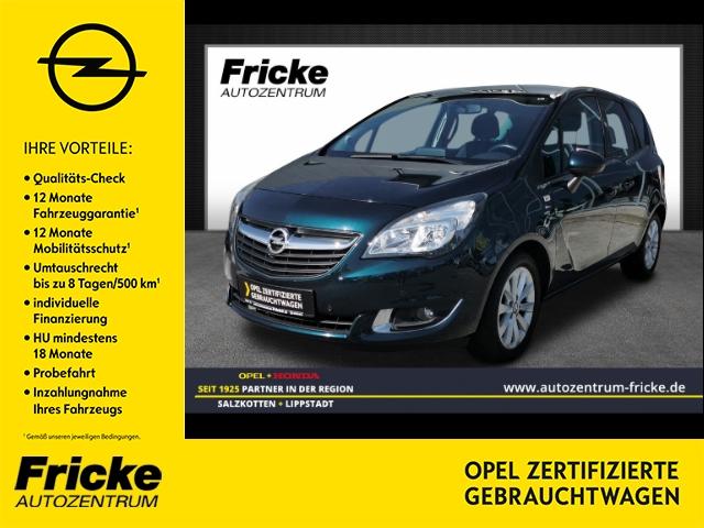 Opel Meriva B Drive Klimaautomatik/SHZ/LHZ/Navi/PDC/Tempomat, Jahr 2015, Benzin
